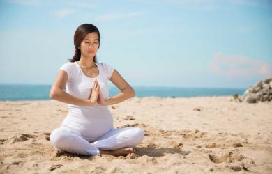 Những bài tập yoga cho bà bầu tháng cuối để giảm mệt mỏi, giúp ích việc chuyển dạ bài tập tốt cho bà bầu