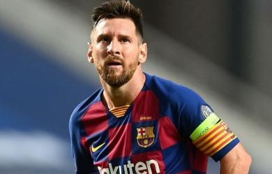 Messi đòi rời Barca trong buổi gặp riêng tân HLV Koeman